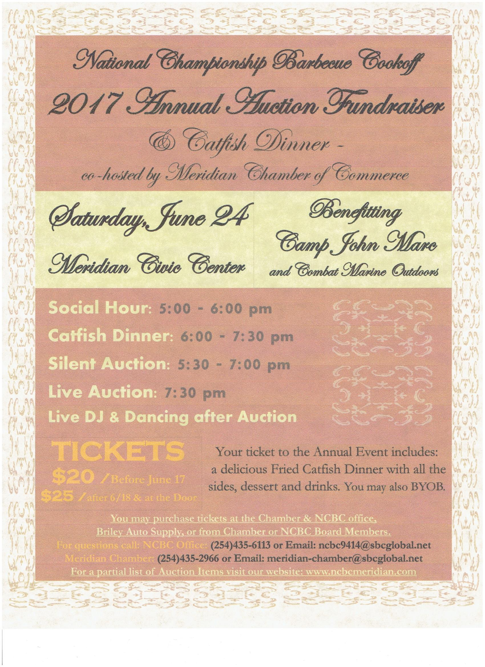 2017 Auction Flyer 001